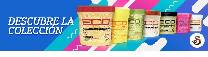Gomina sin alcohol Eco Styler. ¡Descubre tu gel favorito!