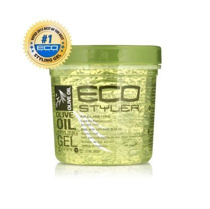 Eco Styler Styling Gel Olive Oil, gel fijador sin alcohol