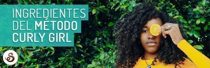 Ingredientes Aptos para el Método Curly Girl