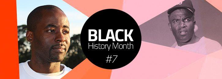 Black History: Jackie Robinson por Aoshi.