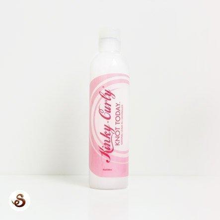 Kinky Curly Knot Today Natural Leave-In / Mejores productos para el cabello rizado 2019
