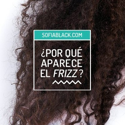 ¿Por qué aparece el encrespamiento en el pelo?